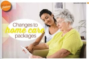 Changes to Home Care Packages - Oxley Home Care