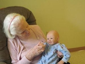 Doll Therapy - Oxley Home Care