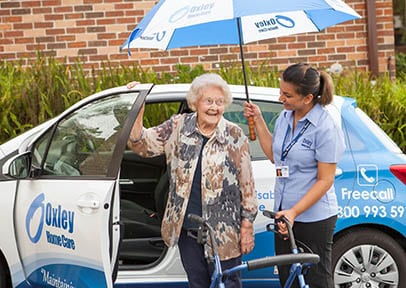 Transport Home Care Package Service