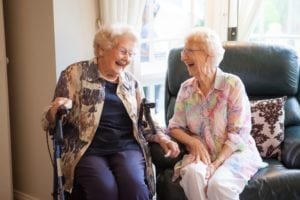 In-home care assists the elderly to stay independent