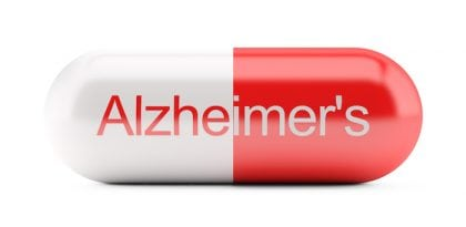Pill for Alzheimer's Disease