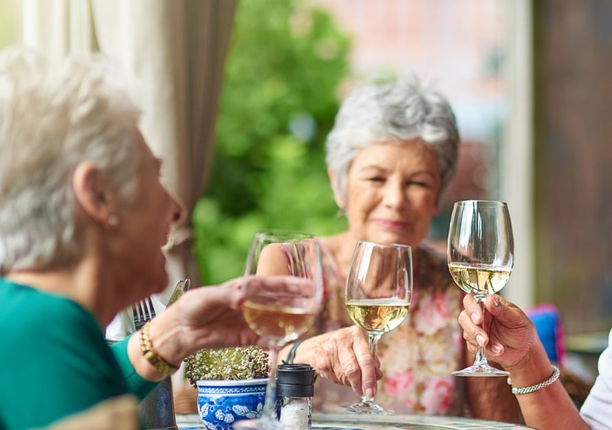 Over-consumption of alcohol may cause dementia in elderly Australians
