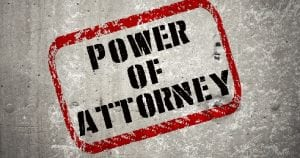 Elder Abuse - Power of Attorney