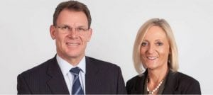Aged care reform, Founders of Oxley HOme Care Fraser and Gilian Douglass