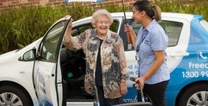Home Care Transport Services