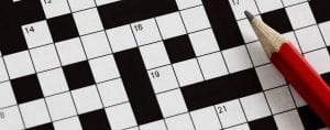 Dementia Care Sydney, Crossword,