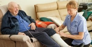 Aged care nursing staff, in-home nursing, Oxley Home Care
