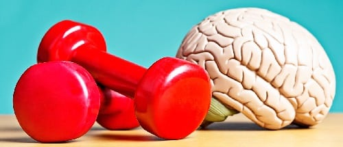 Living with dementia, exercises for the brain