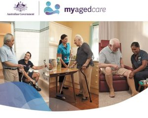 My Aged Care web site