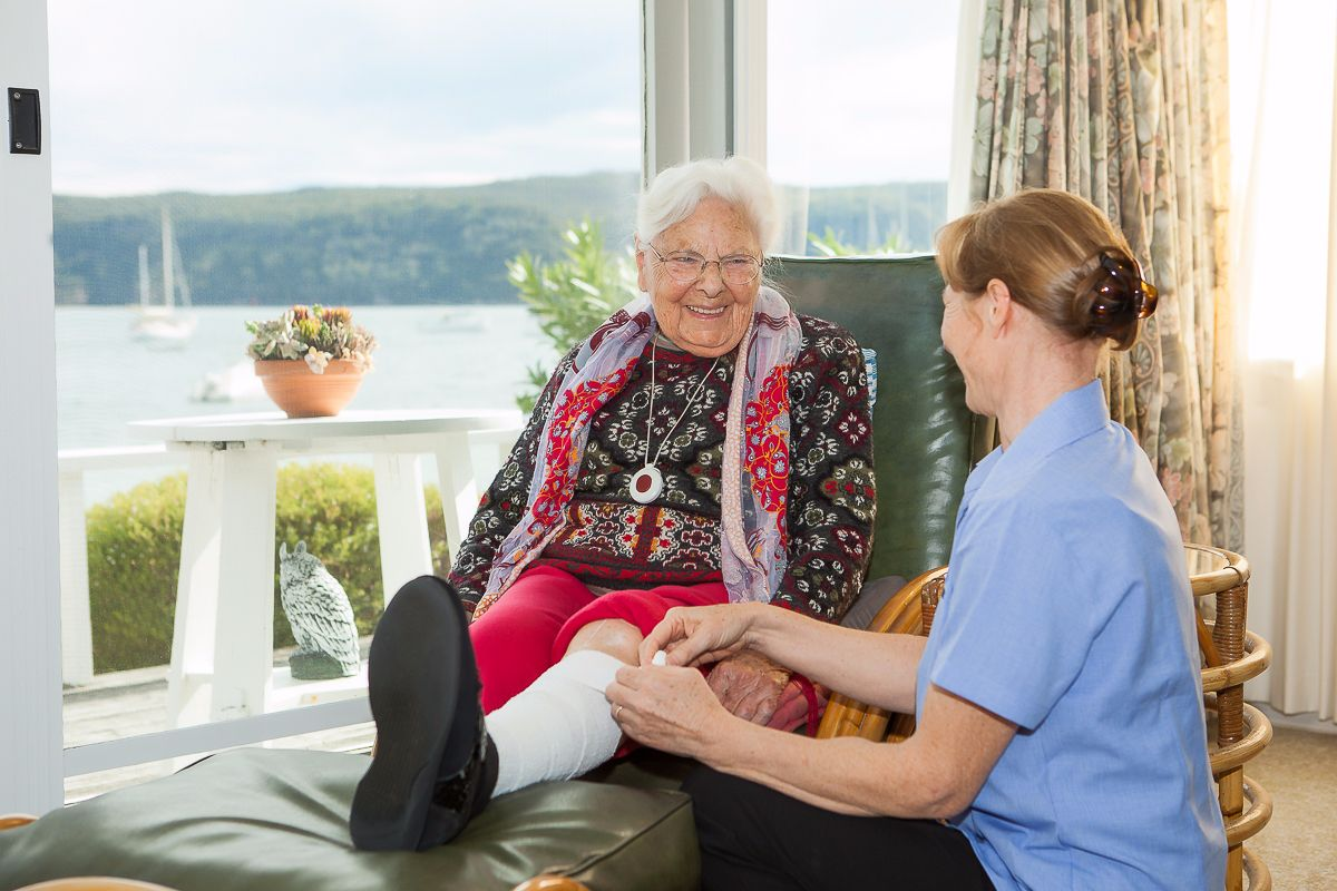 Oxley Home Care Image