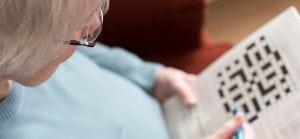 Dong crosswords can help prevent dementia