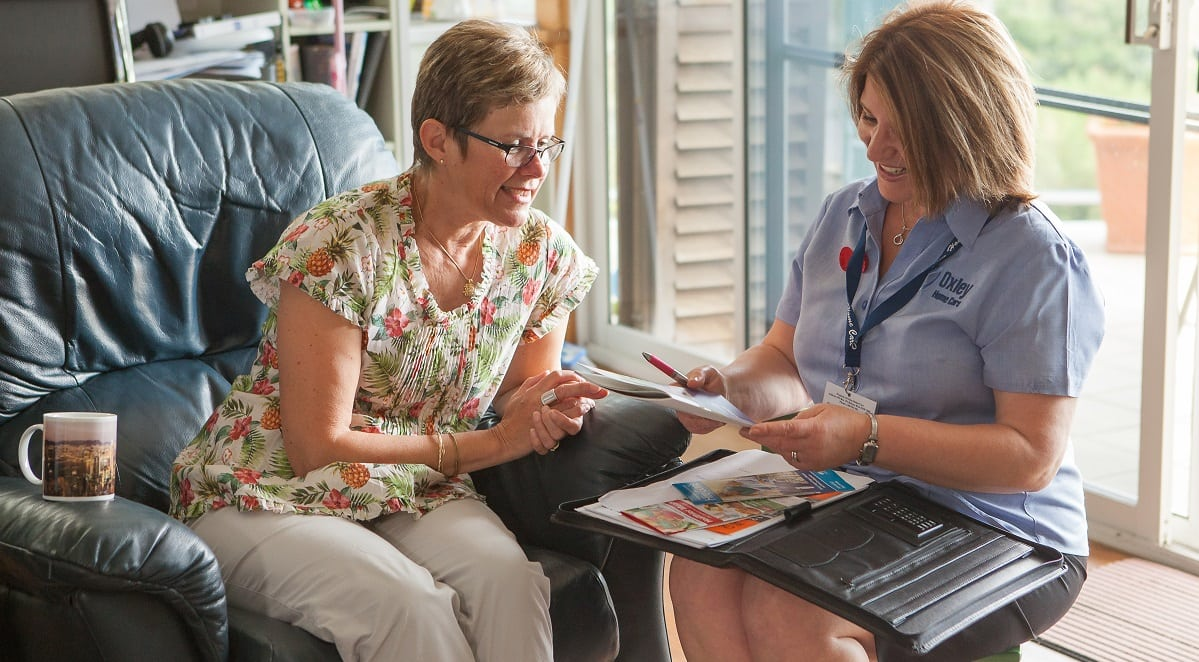 Home Care Consumer Readiness Letter, Oxley Home Care, My Aged Care