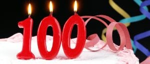 100th Birthday, Oxley Home Care